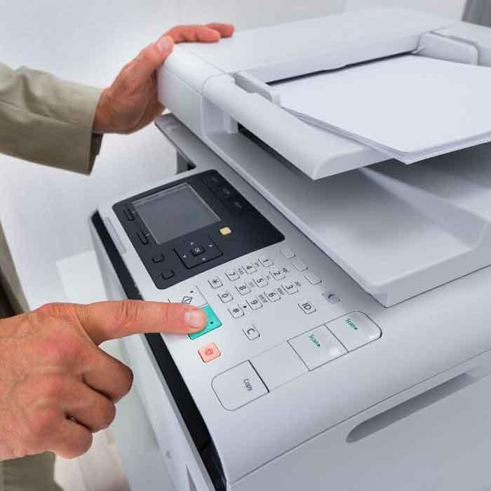 ex lease photocopier